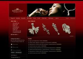 Thiết kế web Ngọc Lan