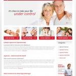 Mẫu VNZ-FPCW-001 thiết kế website cho doanh nghiệp trọn gói